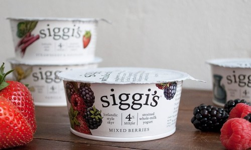 French Dairy Giant To Purchase Skyr Company Siggi's