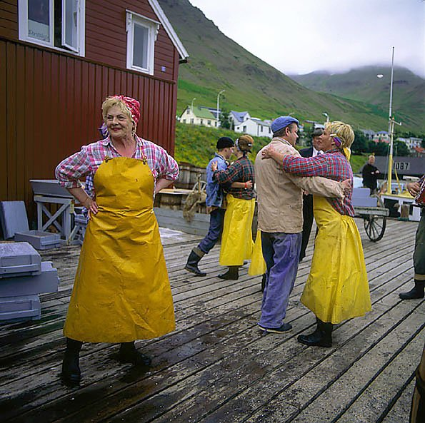Blast from the Past: Boycotting the Girls of Siglufjörður