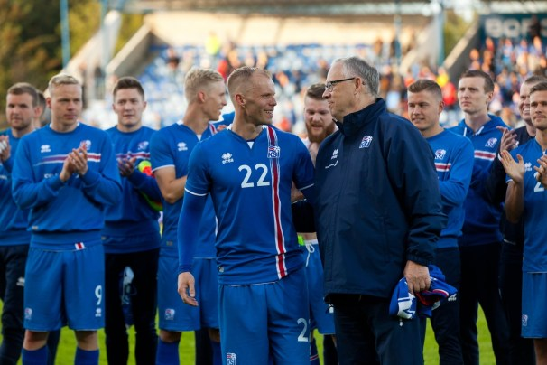 Icelandic National Men's Football Team