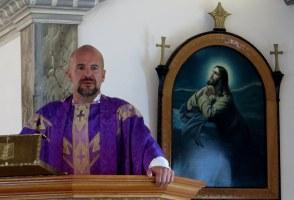 Artist Commandeers Church, Hilarity Ensues