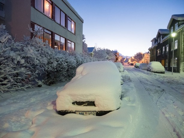 Meteorologists Predict No Snow For Christmas The Reykjavik Grapevine