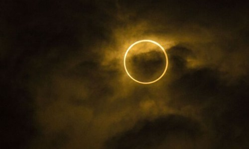 Thousands Coming To Iceland For the Solar Eclipse