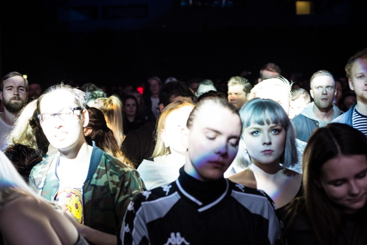 Sónar Society: Faces Of Friday Night
