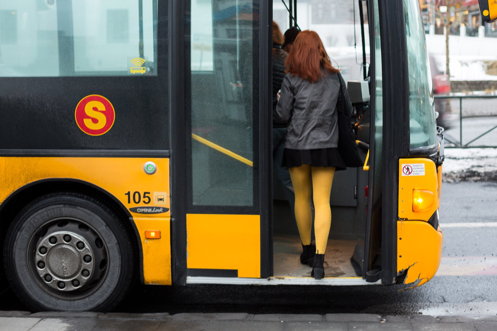 Life In The Bus Lane: A Guide To Bussing Around Reykjavík
