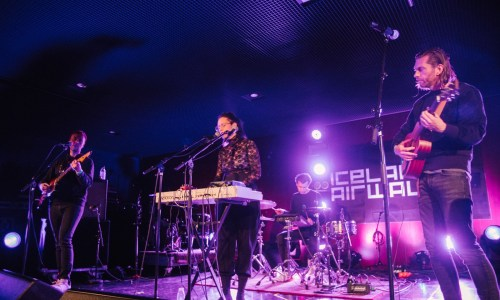 Iceland Airwaves Schedule, Line Up, And App Released