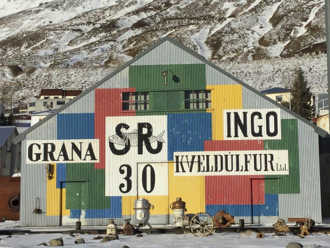 The Silver Of The Sea: Siglufjörður's Living Dioramas