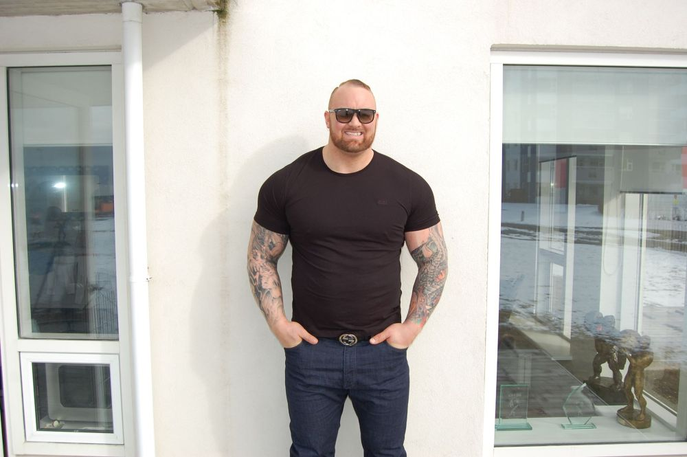 Hafþór 'The Mountain's' Ex-Girlfriend Claims He Violently Abused Her