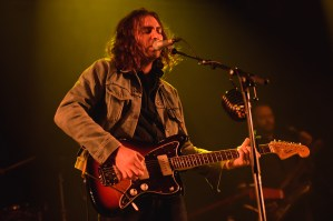 The War On Drugs – 'Lost in the Dream' is one of my favorite records of 2014. It was great to hear those songs take off live.