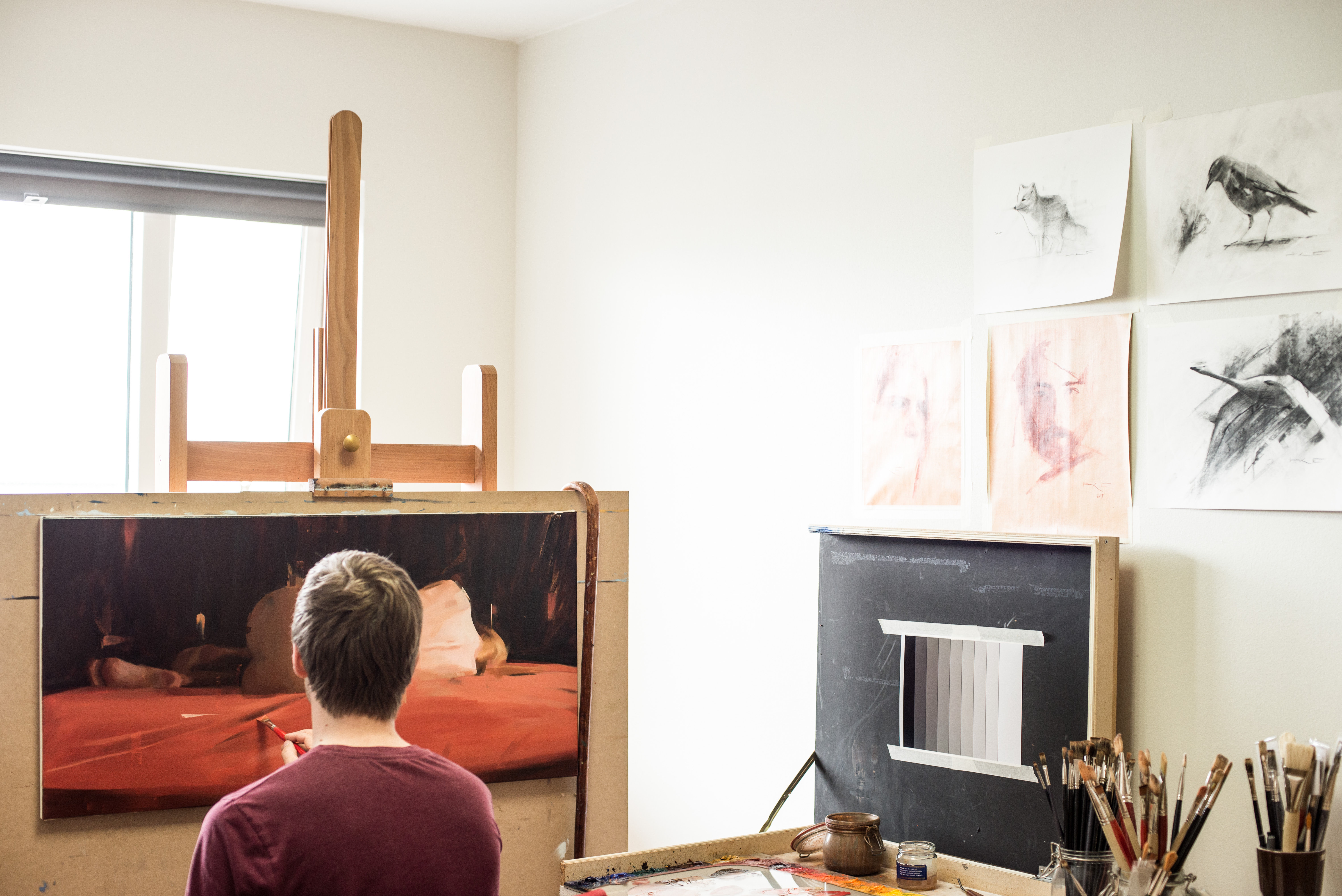 The Accidental Painter - The Reykjavik Grapevine