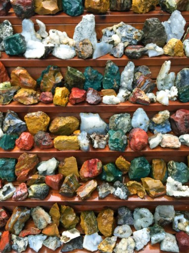 Petra's Stone Collection