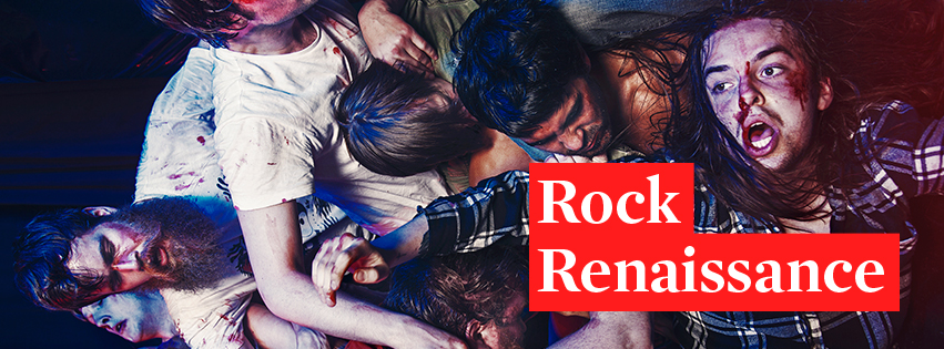 NEW ISSUE: THE ROCK RENAISSANCE