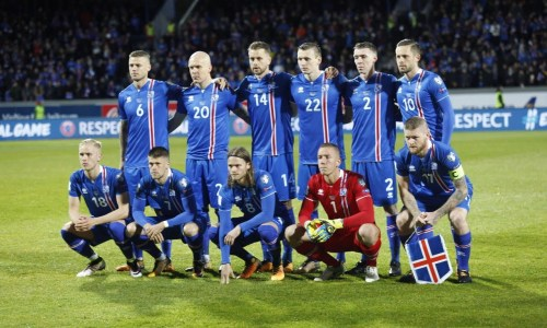#IcelandSmites: Iceland Smash Qatar At Football In Thrilling 1-1 Victory