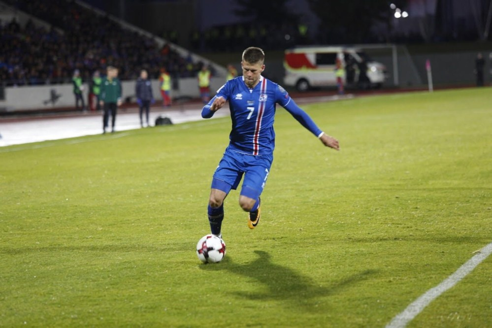 Iceland Not Trying To Lull World Cup Foes Into False Sense Of Security