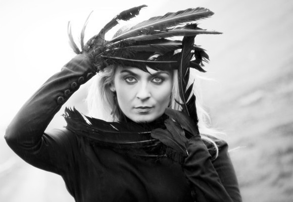 Viking Goddess, Faroese Singer-Songwriter Eivør, TONIGHT!