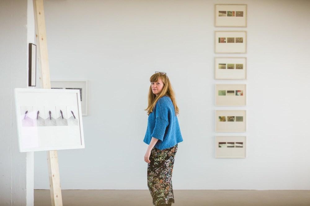 NÝLÓ Captures Iceland's Mercurial Art Scene