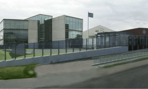 US Embassy Reveals New Embassy Plans