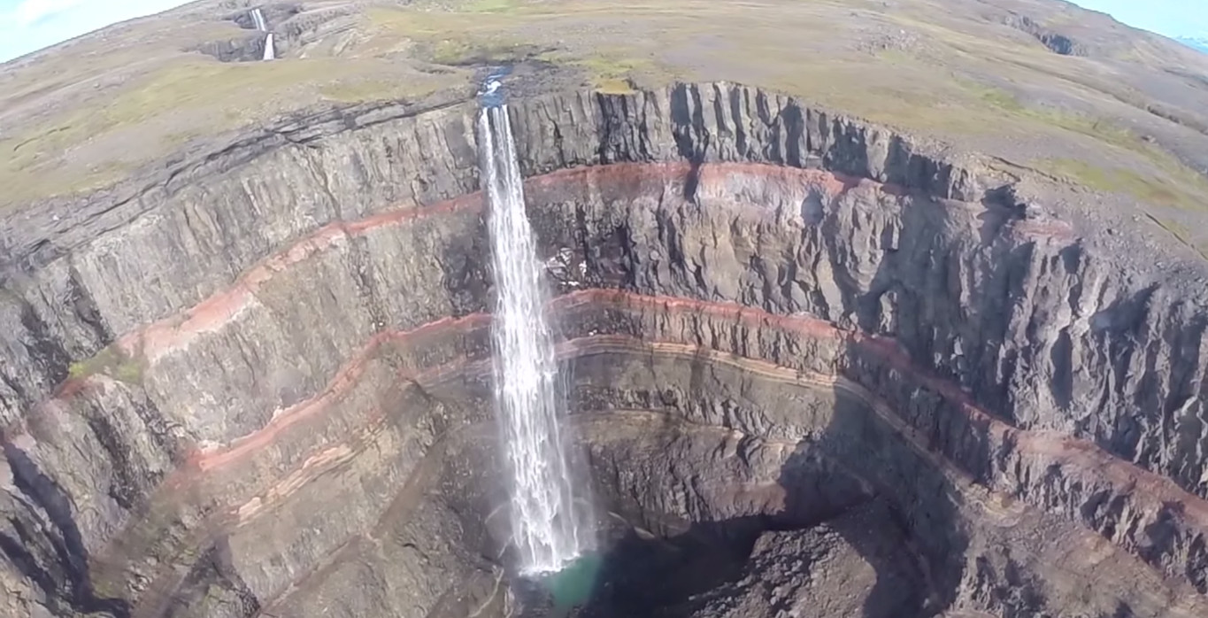 Drone Porn: Top 10 Waterfalls Of Iceland