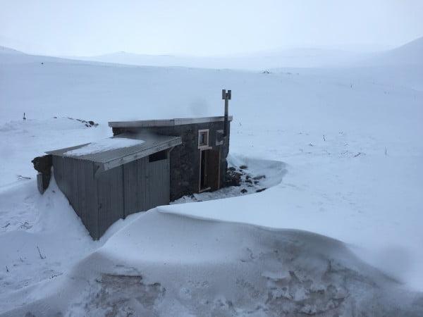 westfjords sauna