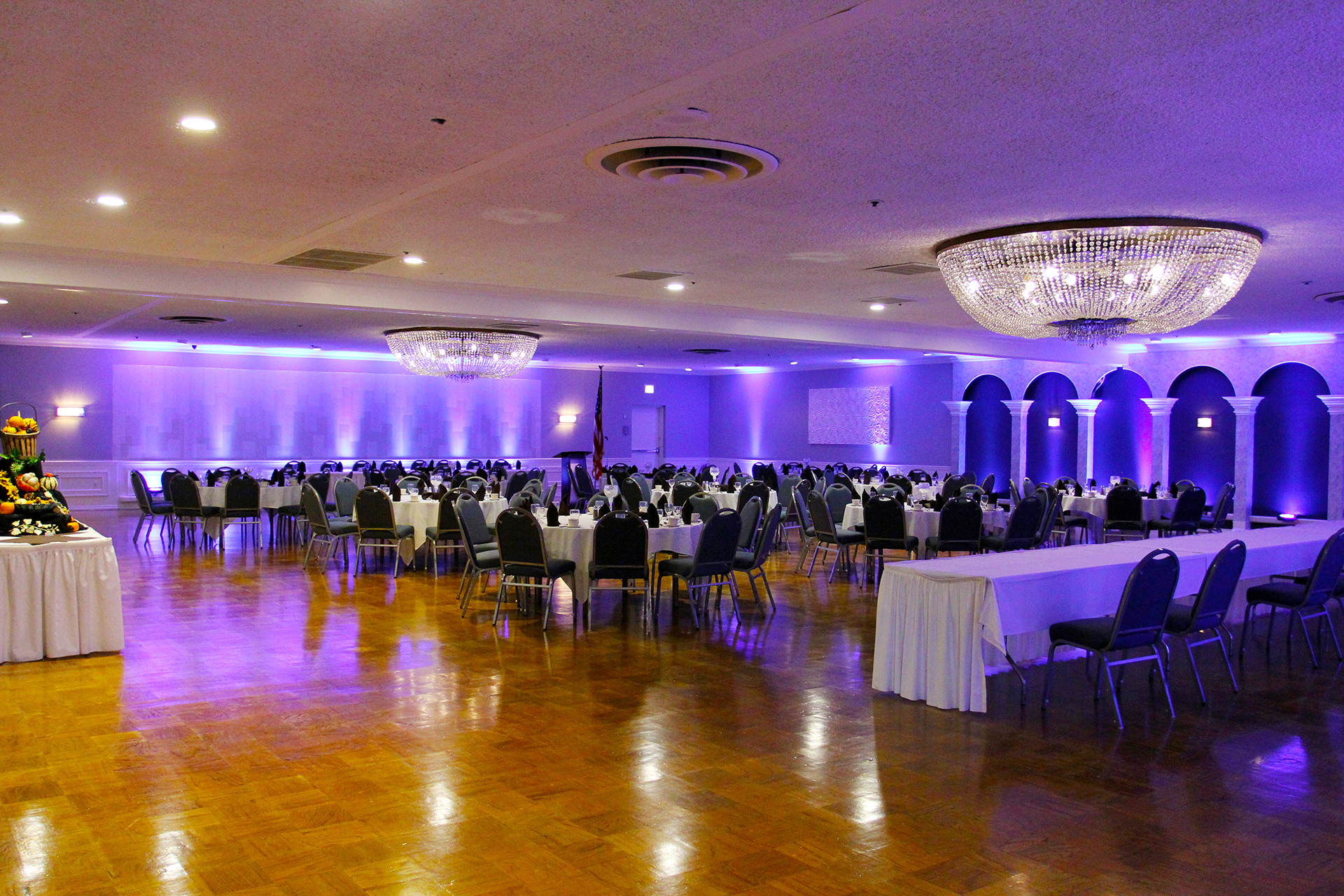 The Grapevine Banquets  Catering