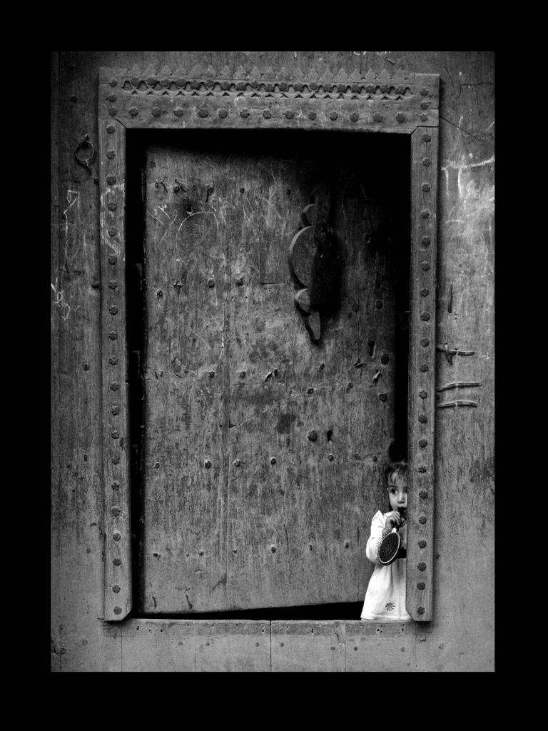 Serie di fotografie in bianco e nero davvero belle