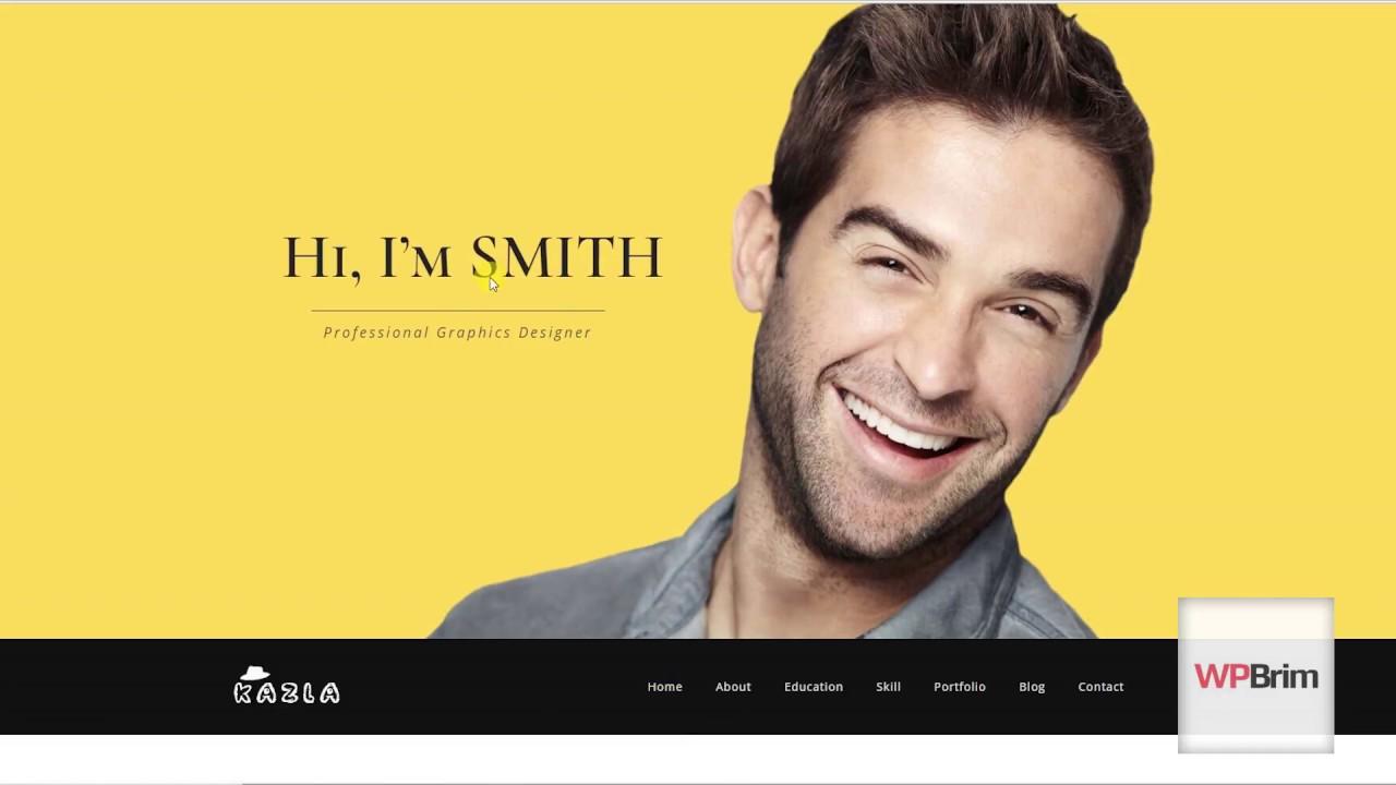 Best Wordpress Portfolio Themes For Photographers Graphic Designers Web Designers Artists 2017 2018 Graphic Art Design