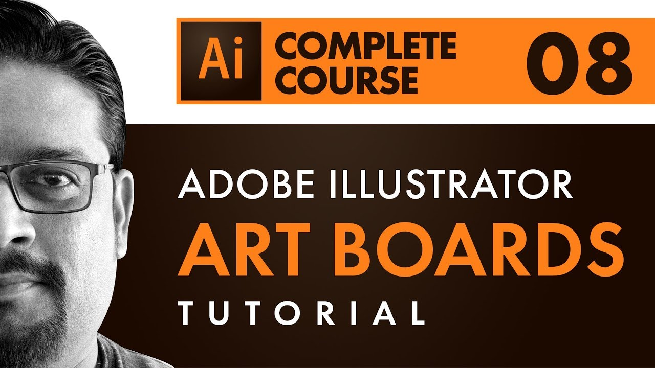 Adobe Illustrator CC   Art Board tutorial   Graphic Design Hindi