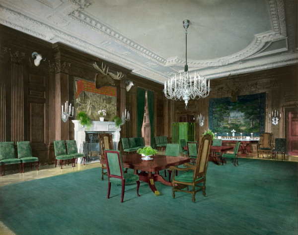 Arthur Heurtley House Interior