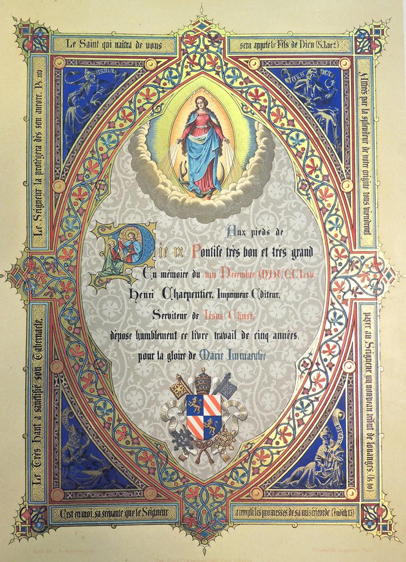 La Vie De La Vierge Marie : vierge, marie, Mystères, Bienheureuse, Vierge, Marie, Graphic