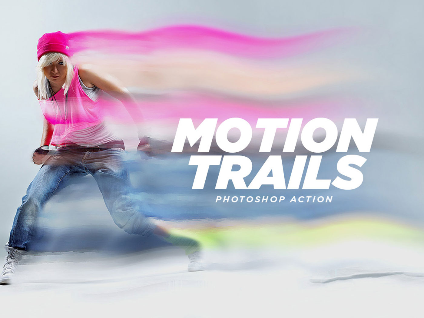 motion trails actions