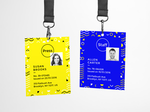 There are many ads here. Id Card Psd Mockup Graphicburger