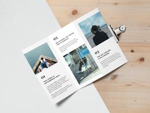 Brochure GraphicBurger