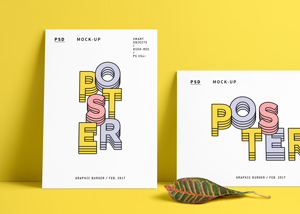 Psd file consists of smart objects. Mock Up Graphicburger