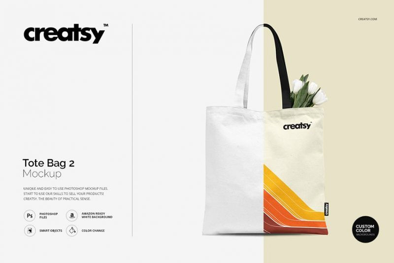 Layered psd through smart object insertion. 21 Best Tote Bag Mockups Psd Download Graphic Cloud