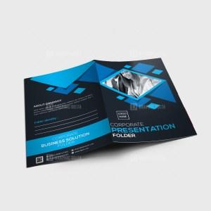 EPS Professional Folder Design