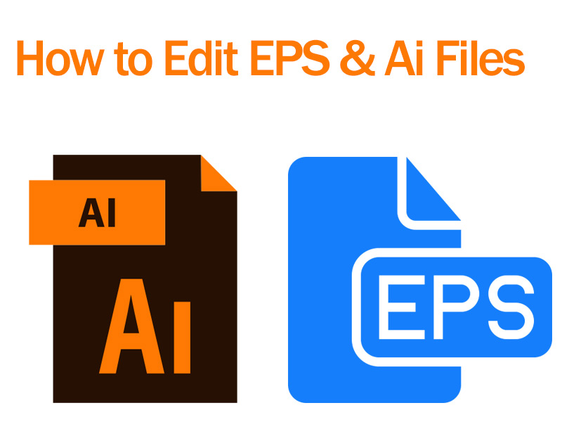 How to Edit EPS and Ai Files