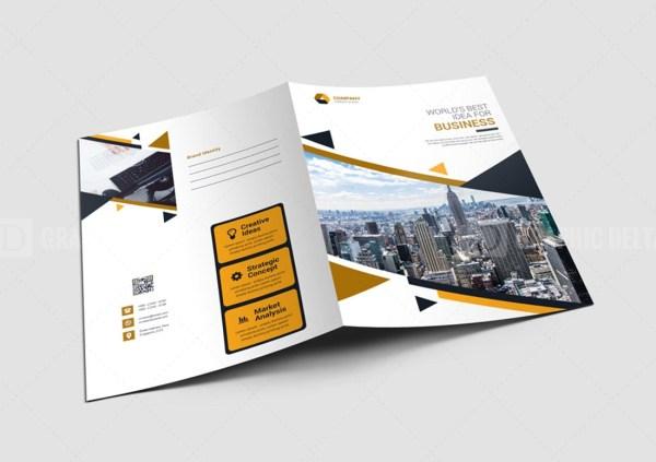 Corporate Presentation Folders