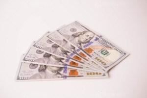 Stock Photo Cash