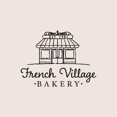 French Village Logo Design Belfast