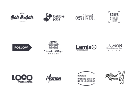 Graphic Design Clients Belfast