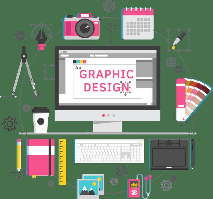 Graphic designer, victory graphic design