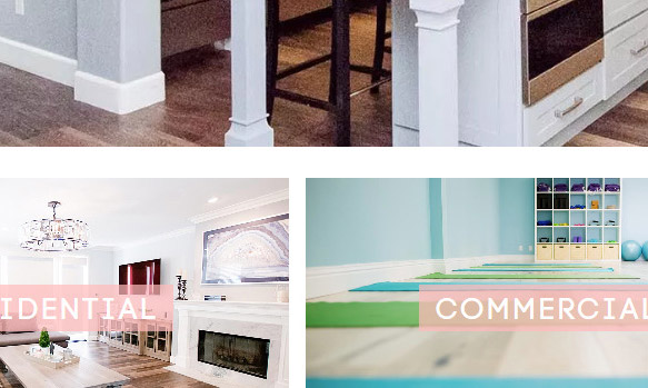 Blush Interior Designs