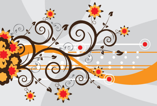 25 Colorful Vector Background Graphic Designs  Vector
