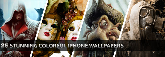 Post image of 25 Stunning Colorful iPhone Wallpapers – Color  Up  Your iPhone Screen!