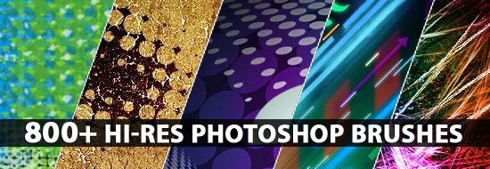 Post image of Photoshop Brushes: 800+ Free Hi-Res Photoshop Brushes