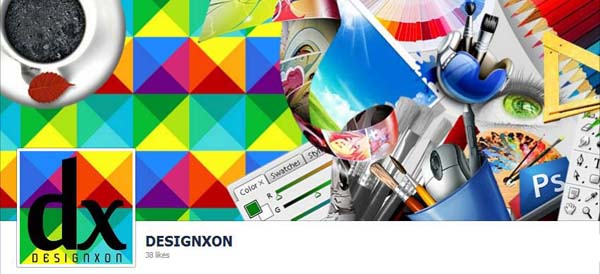 Designxon Facebook Timeline Cover