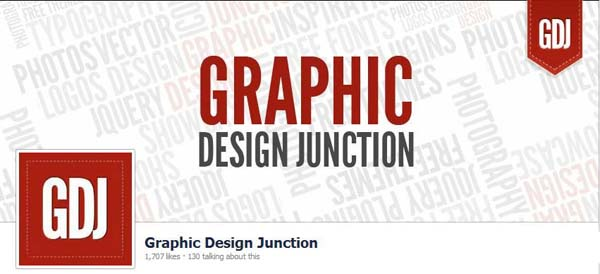 Graphic Design Junction Facebook Timeline Cover