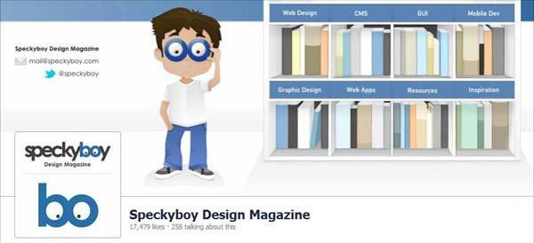Speckyboy Facebook Timeline Cover