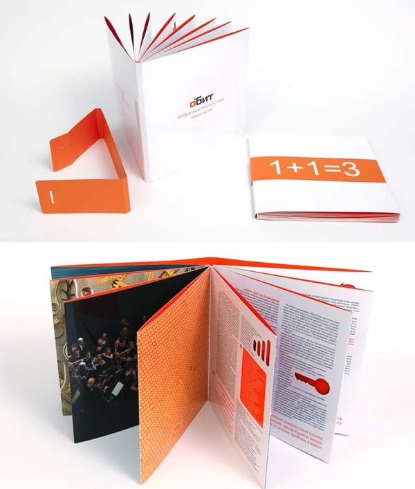 custom booklet design
