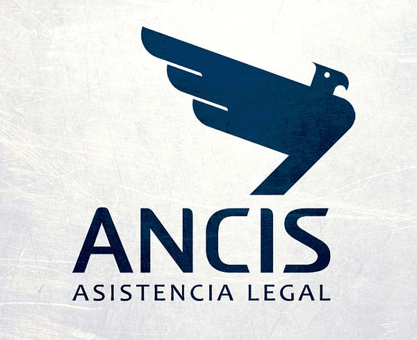 ANCIS, Asistencia legal logo design