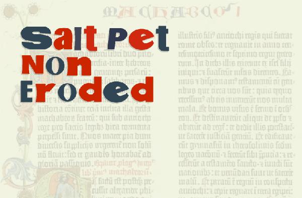 Free Font 40